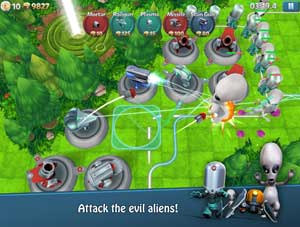 Madness TD 2: Tower Defense на android